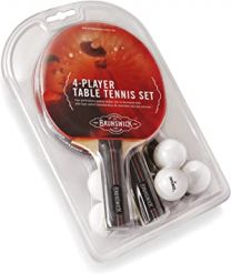TABLE TENNIS 4 PADDLE / 6 BALL ACCESSORY PACK