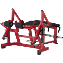 HAMMER ISO-LATERAL LEG CURL PLATINUM - CRANBERRY