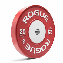 ROGUE COMPETITION PLATE - 25KG - PAIR