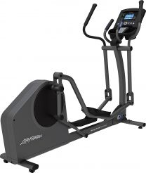 Life Fitness E1 Cross Trainer with Go console