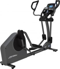 Life Fitness E3 Cross Trainer with GO console