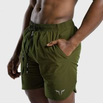 DRY TECH SHORTS OLIVE